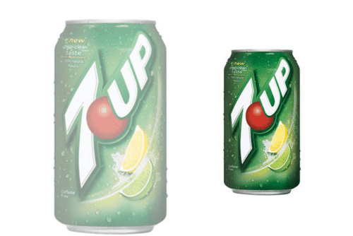 7UP - CAN